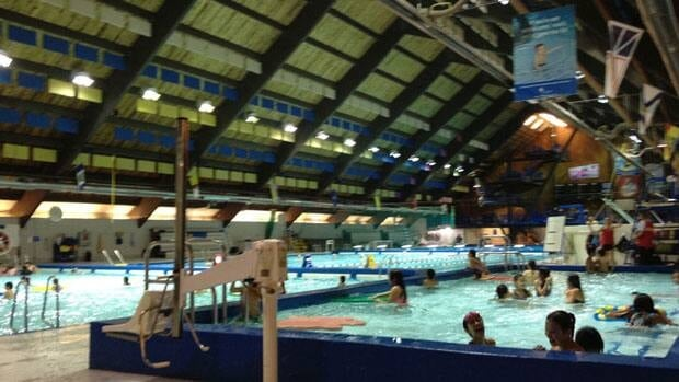 Air quality at the Lawson Aquatic Centre in Regina has been an issue for some swimmers for years.