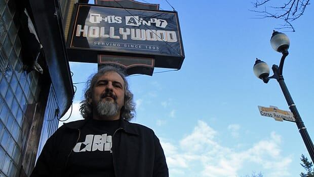 Lou Molinaro has spent years booking bands in Hamilton. Now he's fronting his own: Tongue Fu.