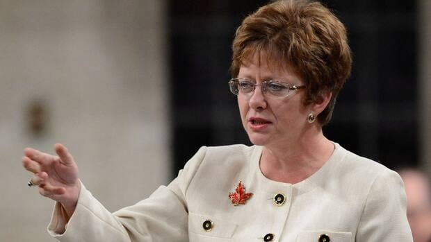 """Minister Diane Finley says Human Resources and Skills Development Canada is serious about protecting personal information. This comes after student loan information for almost 600,000 Canadians """"disappeared"""" from a government office."""