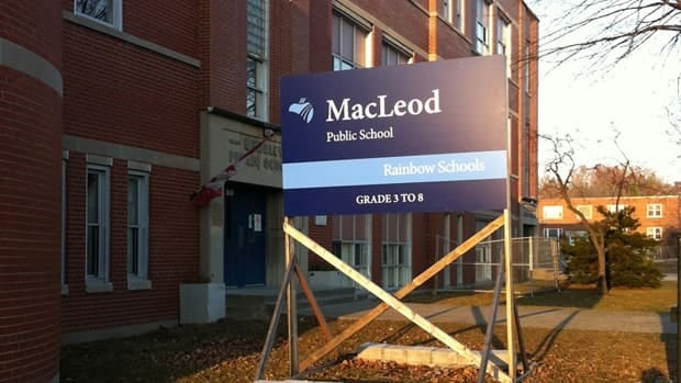 MacLeod Public School parent council has begun recruiting parents to fill in the gaps left behind by a contract dispute between teachers and the province.