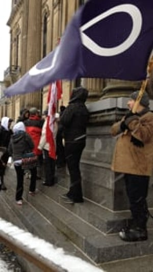 nb-first-nations-protest-legislature