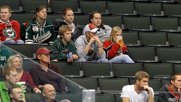 The Minnesota Wild are offering season ticket holders 10 per cent interest in return if they keep their accounts paid in full during the NHL lockout.