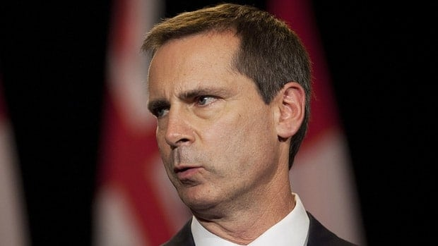 Ontario Premier Dalton McGuinty tells CBC Radio's The House that he prorogued the Ontario legislature because it was time for a 'timeout.'