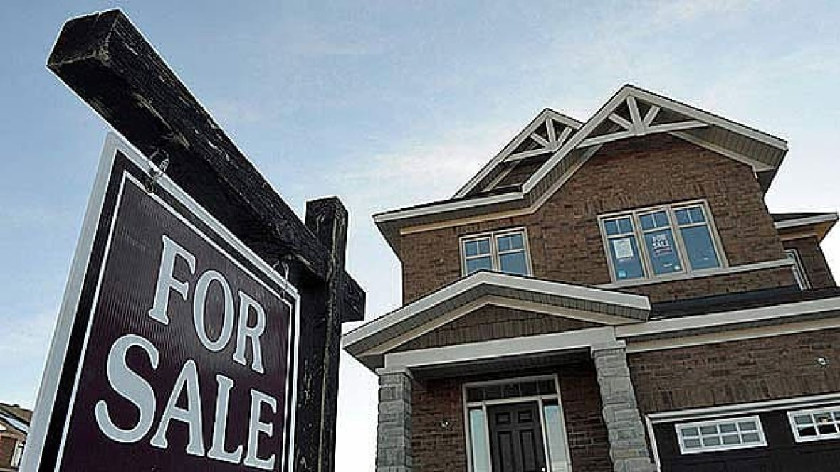 Average Canadian Home Price Is 440k What Will That Buy