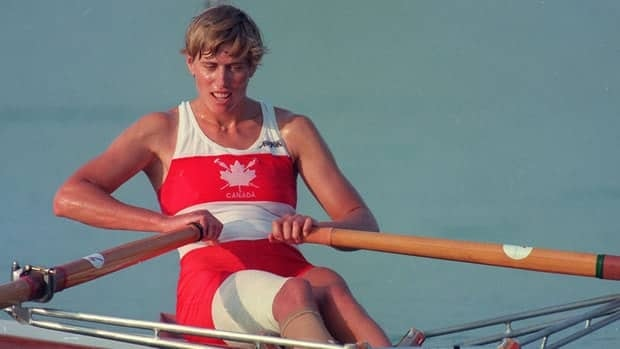 Silken Laumann won two of her three Olympic medals with help from Mike Spracklen.