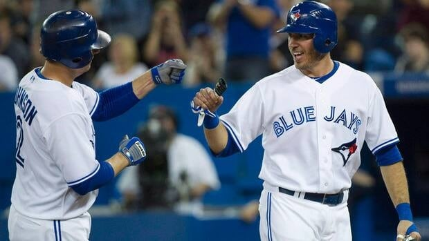 Toronto Blue Jays catcher J.P. Arencibia, right, announced via Twitter on Tuesday that he had been selected to play for the United States at the upcoming World Baseball Classic.