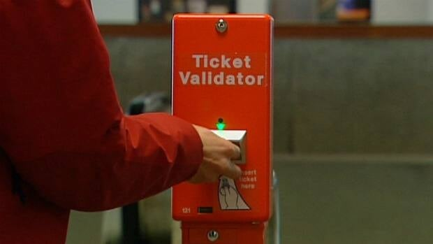 For three weeks this spring, Edmonton LRT passengers validating their tickets at Churchill Station will be scanned for radioactive isotopes and trace amounts of bomb-making residue.