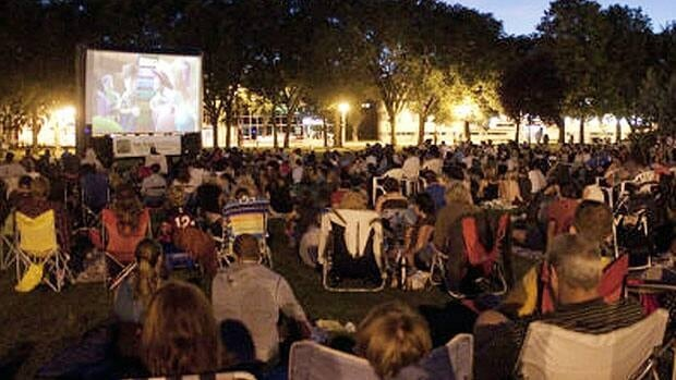 Movies on Memorial is back with new slate of old movies for 2013.