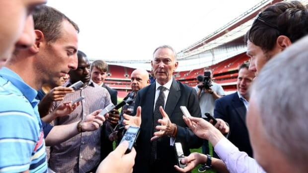 EPL CEO Richard Scudamore wants FIFA to consider moving the 2022 World Cup out of Qatar.