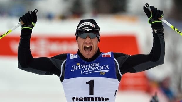 Dario Cologna, who leads the overall World Cup standings, won in one hour 13 minutes 19.3 seconds, beating Sundby by 1.8 seconds.