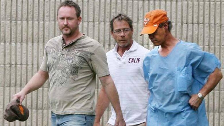 Bradford Men Arrested in Chautauqua County
