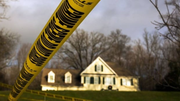 Investigators probing the Newtown, Conn., school shooting discovered an arsenal of weapons inside the home of shooter Adam Lanza. (Lucas Jackson/Reuters)