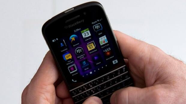 BlackBerry has laid off 250 employees as it tries to regain its footing in a highly competitive global smartphone market, going head-to-head against technology giants such as Apple and Samsung.