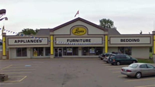 the brick furniture kitchener leon s furniture buys the brick for 700m cbc news 4303