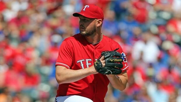 Matt Harrison was 0-2 with an 8.44 ERA in his first two starts while trying to pitch through lower back soreness.