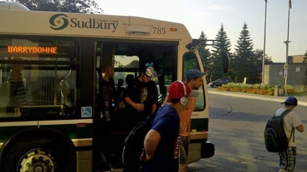 Greater Sudbury is looking at an idea would see commuters from the outlying areas park their cars at a station and ride into town on an express bus.
