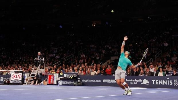 Rafael Nadal of Spain is an outspoken proponent of stricter anti-doping measures in tennis.