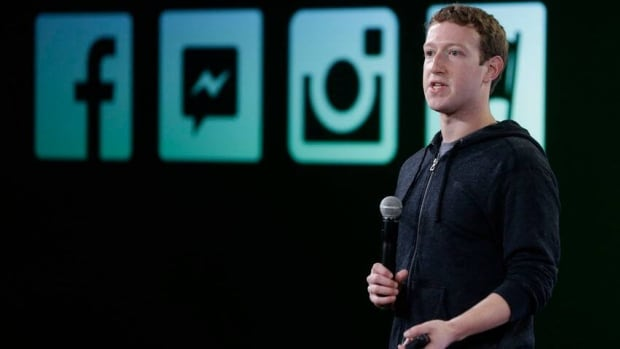 Facebook CEO Mark Zuckerberg spoke about Instagram's new video feature at the company's headquarters in Menlo Park, Calif., Thursday.