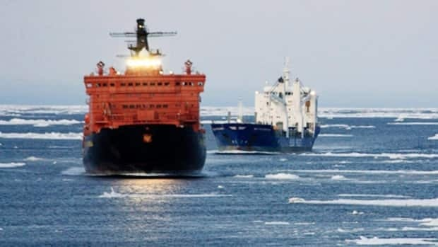 A meeting of International Maritime Organization countries in May will hear Canada's strict recommendations for limits to shipping pollution in the Arctic.