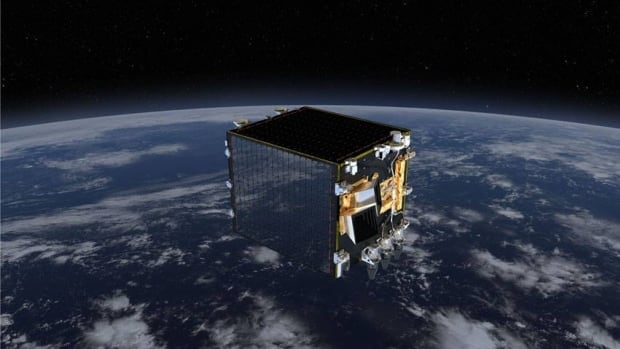 Sherbrooke, Que.-based NGC Aerospace designed the software that allows the PROBA-V satellite to maintain the right position and orientation as it takes images of the Earth.