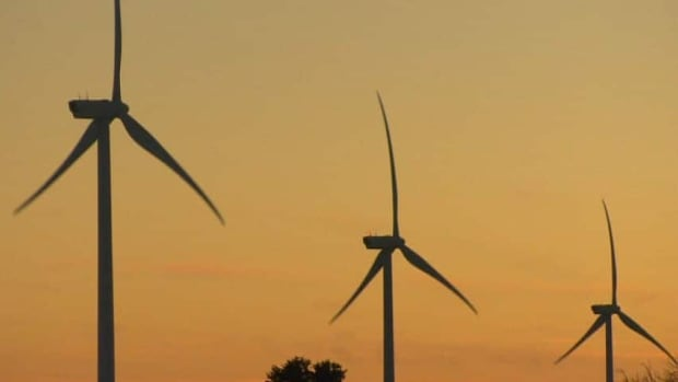 P.E.I. generates 25 per cent of its electricity needs from wind energy.
