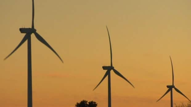 The Hermanville project would be the second major wind farm in the area.