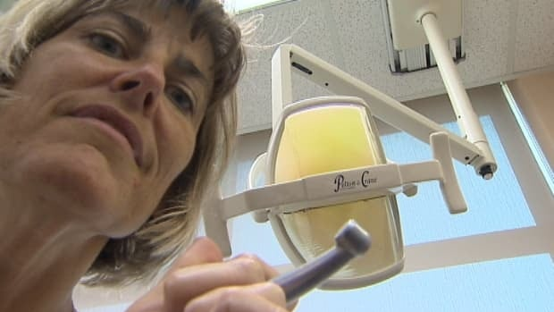 Dr. Michelle Moller says keeping regular dentist appointments makes it easier to maintain dental health.