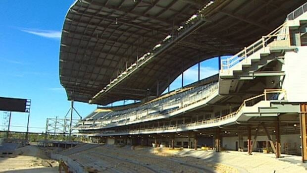 Investors Group Field, which is under construction, is slated to open next year. But some fans who have purchased seats at the new stadium have already been told their seats will have obstructed views.