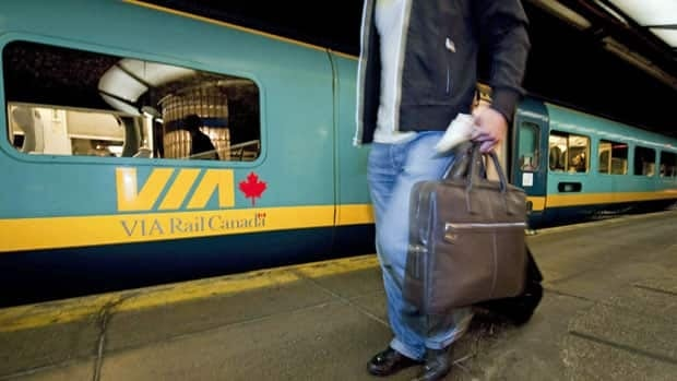 Via Rail is considering beefing up its security.