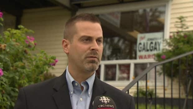 Ward 2 candidate Jonathan Galgay says a lot of St. John's residents aren't paying attention to municipal politics right now.