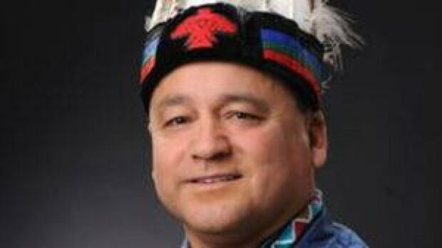 Anishinabek Grand Nation Grand Chief Patrick Madahbee.