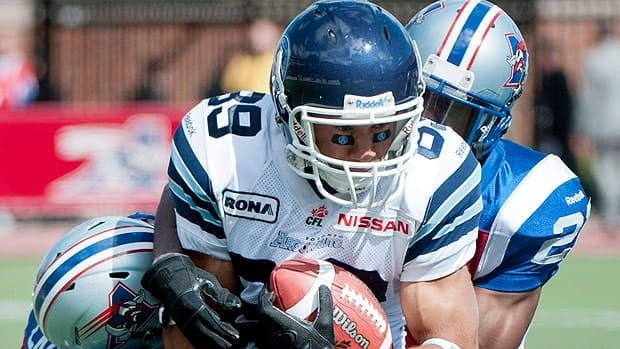 Spencer Watt will return for a fourth season with the Toronto Argonauts.