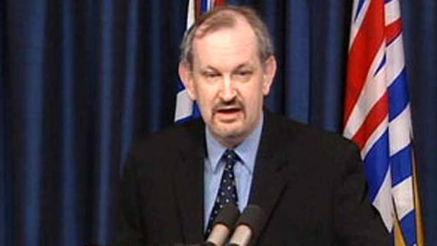 Auditor General John Doyle has frequently taken the B.C. government to task.