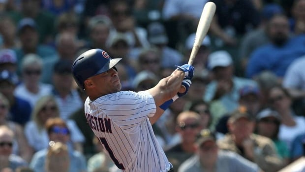 Scott Hairston hit two home runs for the Chicago Cubs in their weekend series against the Pittsburgh Pirates at Wrigley Field, but his batting average was still only .172.
