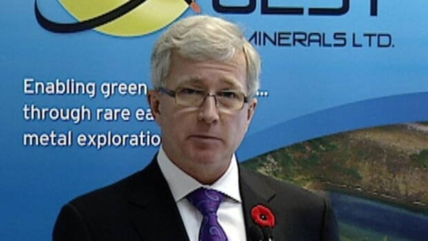 Quest CEO Peter Cashin says the project will benefit communities in Labrador.