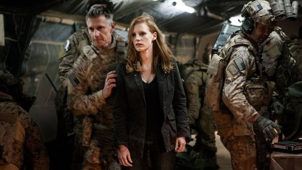 In Zero Dark Thirty, Jessica Chastain portrays a member of the elite team of spies and military operatives who secretly devoted themselves to finding Osama bin Laden. The film's portrayal of Pakistan has sparked controversy in the country.