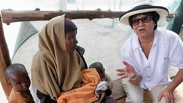 International Cooperation Minister Bev Oda visited a refugee camp in Kenya last July. In recent weeks, her office has refused to explain why or how the amounts for expenses filed by the minister and her staff for that trip, and others, were amended from the original amounts.