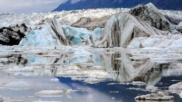 A Canadian water-policy expert warns that the warming temperatures is impacting how much snow is available to feed and sustain glaciers, such as the Lowell Glacier in Kluane National Park in the Yukon.