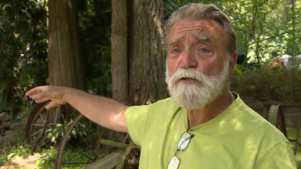 Jim Clark says the bear attacked his llama, and only released it when he shot it with a rifle.
