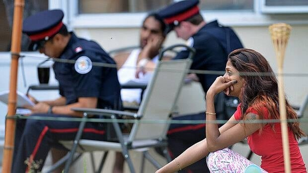 Despite the fatal shooting of two people at a block party on July 16, Toronto remains one of the safest big cities in the Americas, says one criminologist.