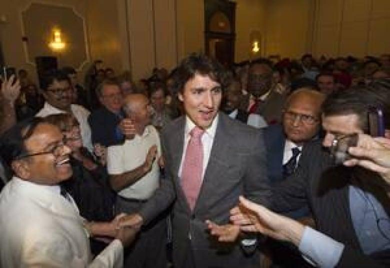 Greg Weston Justin Trudeau Must Turn Star Quality Into