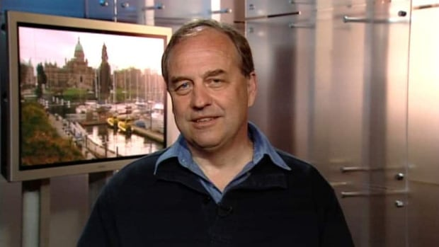 Green Party MLA Andrew Weaver