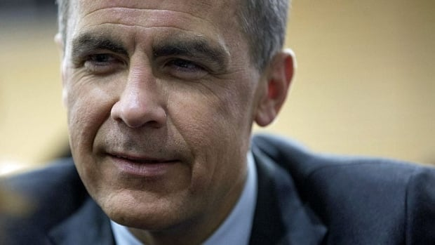 Mark Carney's last policy decision as head of the Bank of Canada came Wednesday, with the benchmark interest rate remaining steady at one per cent.
