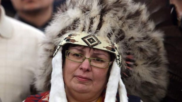 Attawapiskat Chief Theresa Spence, who engaged in a six-week hunger strike earlier this year in an effort to convince Ottawa to take aboriginal concerns seriously, is seeking another three-year term in Tuesday's band council elections.