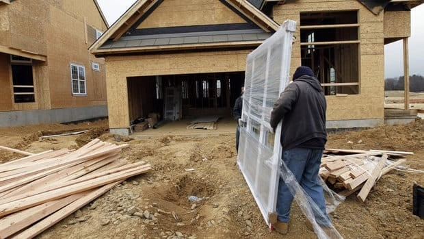 There were 2,765 housing starts in Hamilton in November this year, according to the Canada Mortgage and Housing Corporation.