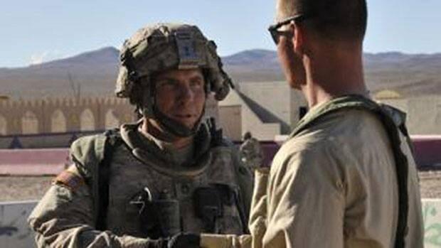 Staff Sgt. Robert Bales, left, is accused of killing 16 Afghan villagers.
