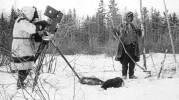 In spring of 1919, two cameramen from New York City set out to film Canada's northern wilderness.