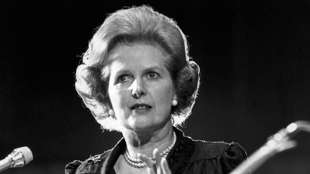 Former U.K. prime minister Margaret Thatcher, who died Monday at the age of 87, was a divisive but ultimately transformative figure in British politics.