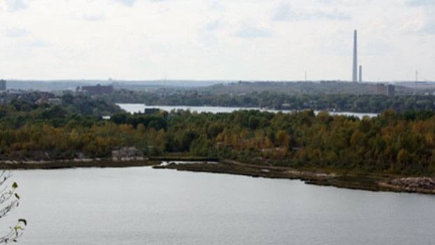 Bennett Lake in Sudbury, Ont. will be home to 15 new houses as part of a development approved by city council Tuesday night. Critics say the development will sever the trail system that circles the lake and runoff from the development could destroy the shallow ecosystem that survives in this lake.