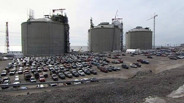 The Canaport LNG terminal in Saint John increased its output last year by about 30 per cent, according to the National Energy Board.